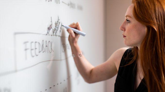 Am Whiteboard erfolgreich moderieren und präsentieren